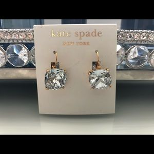 Kate Spade ♠️ NWT Earrings (14K Gold Fill)